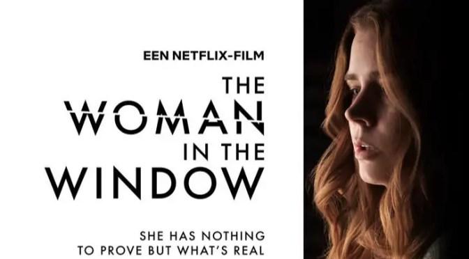 The Woman in the Window recensie op Netflix België