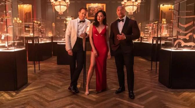 Red Notice wordt op 12 november 2021 verwacht op Netflix België