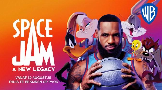 Space Jam 2: A New Legacy recensie op iTunes
