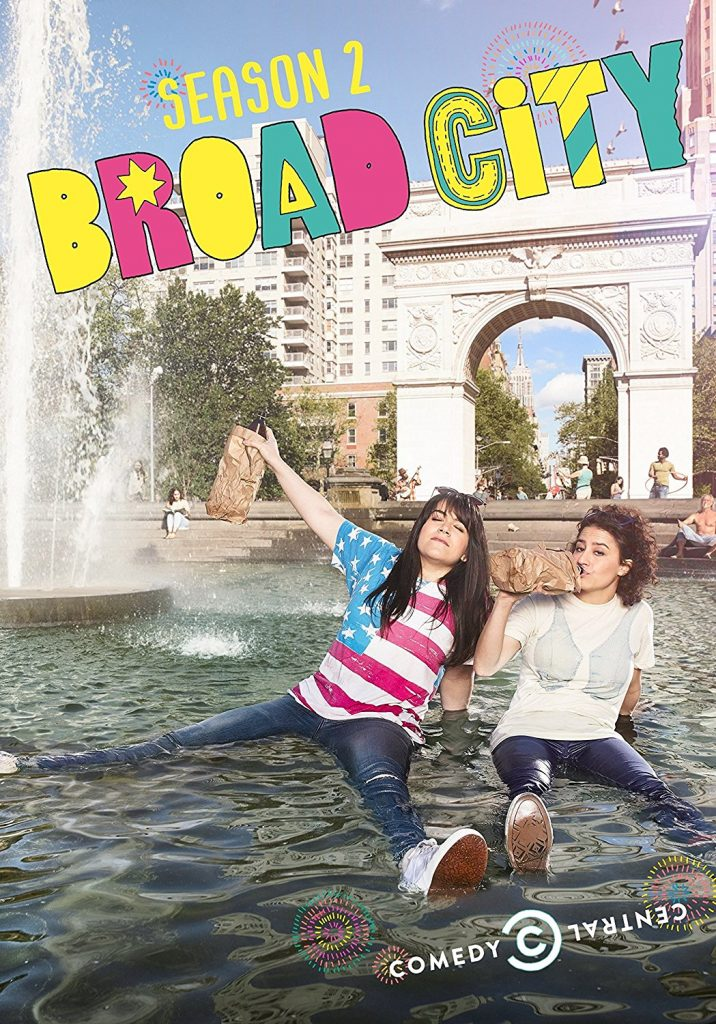 season 2 716x1024 Broad City