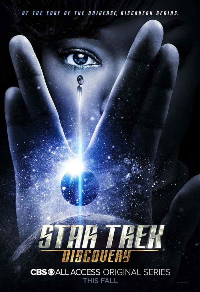 i star trek discovery poster01 701x1024 Star Trek: Discovery Episodes s01e01 and s01e02