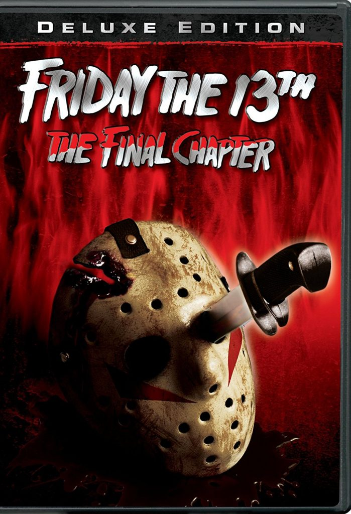 91FvwiFWyUL. SL1500  699x1024 Friday the 13th Part – IV: The Final Chapter