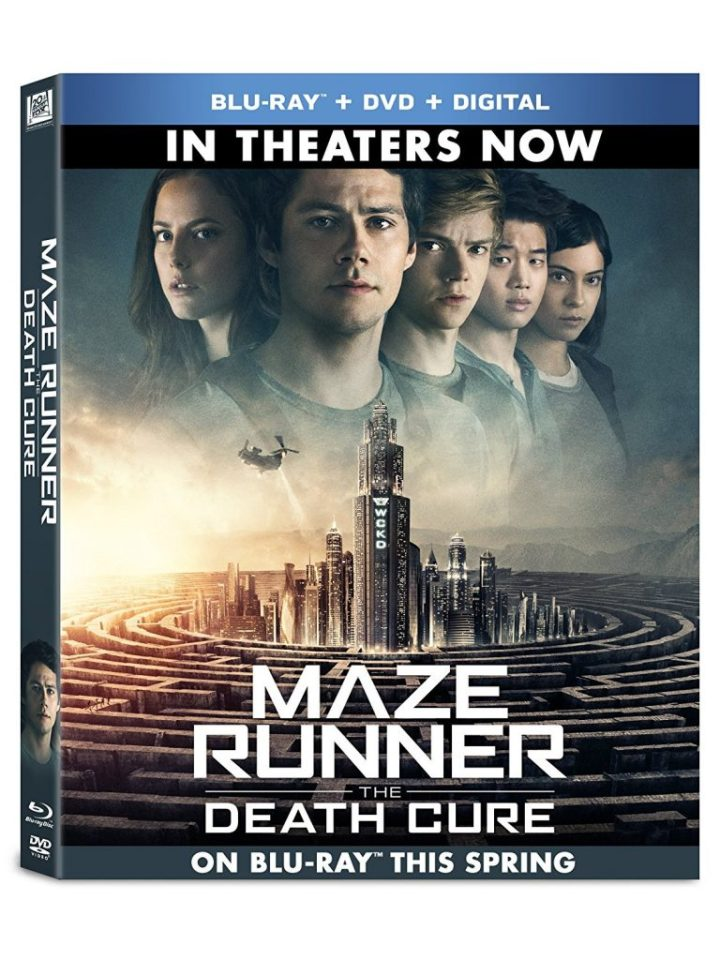 91q2t5HUhVL. SL1500  768x1024 The Maze Runner: The Death Cure