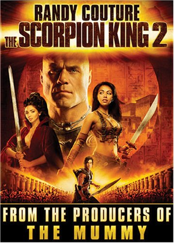 51f50DqJ7L The Scorpion King 2: Rise of a Warrior
