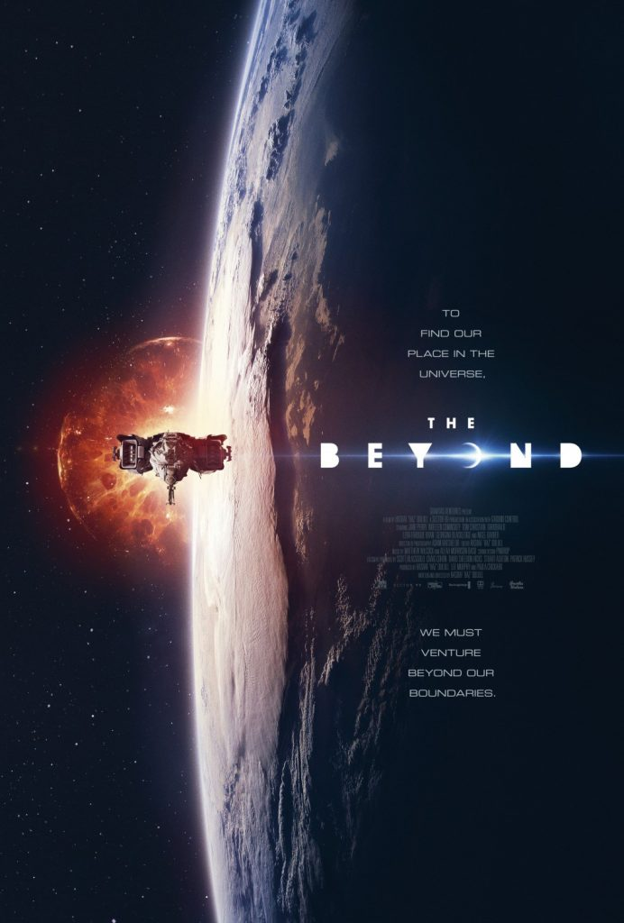 The Beyond Movie Poster 692x1024 The Beyond
