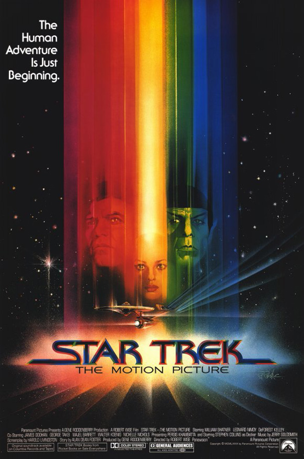 Star Trek The Motion Picture Review
