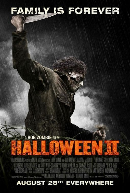Halloween II 2009 Review
