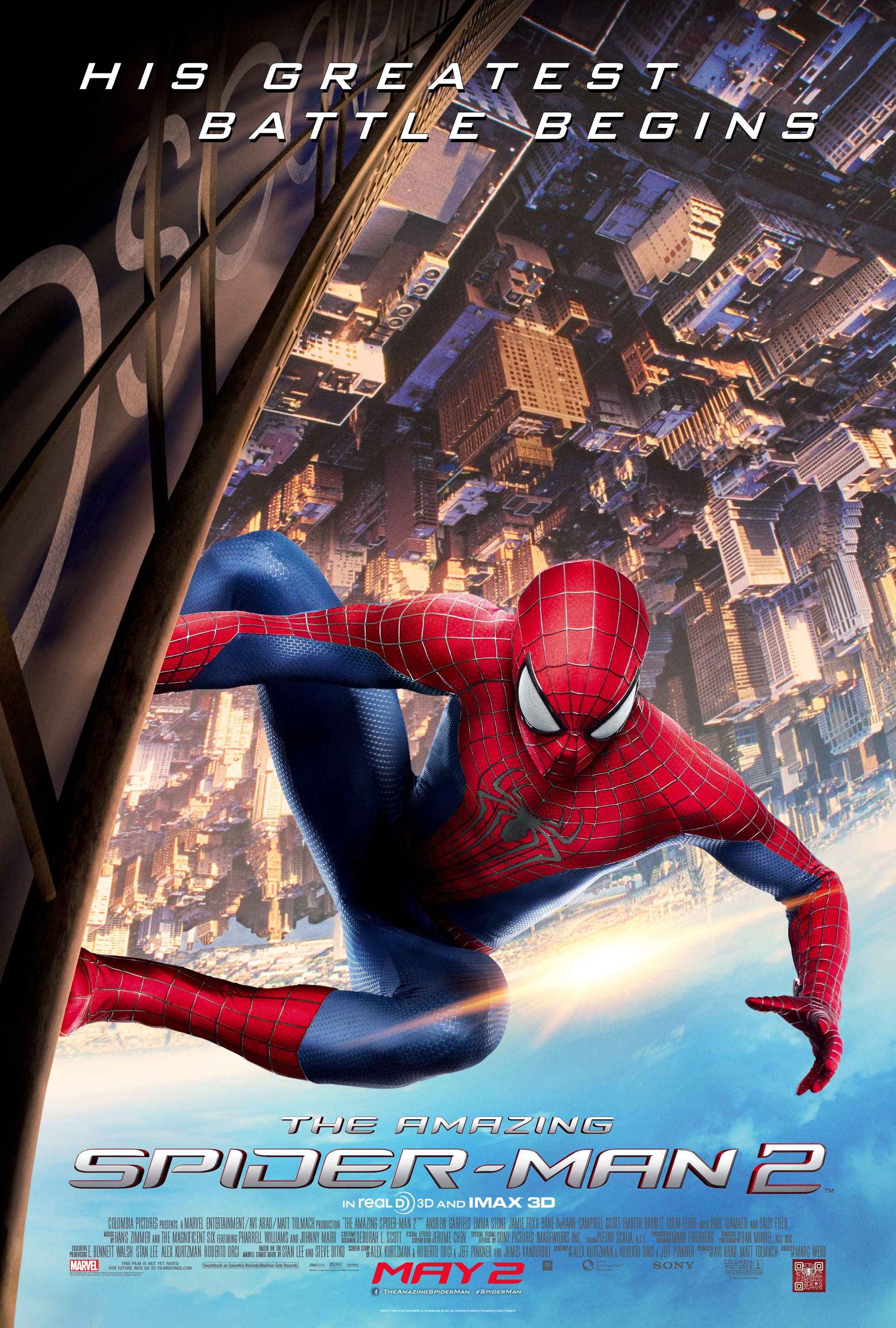 The Amazing Spider Man 2 (2014) Review