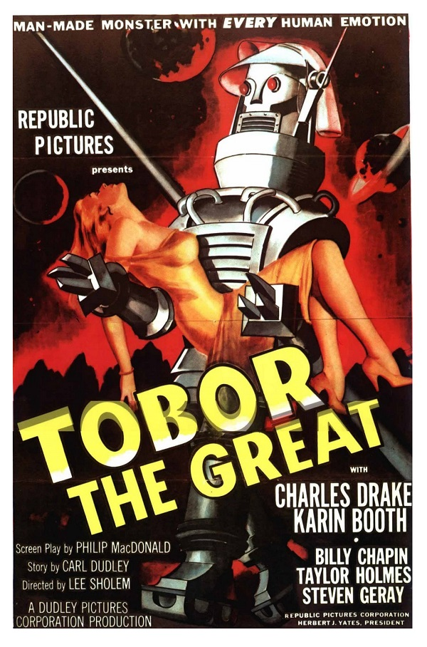 Tobor the Great Review