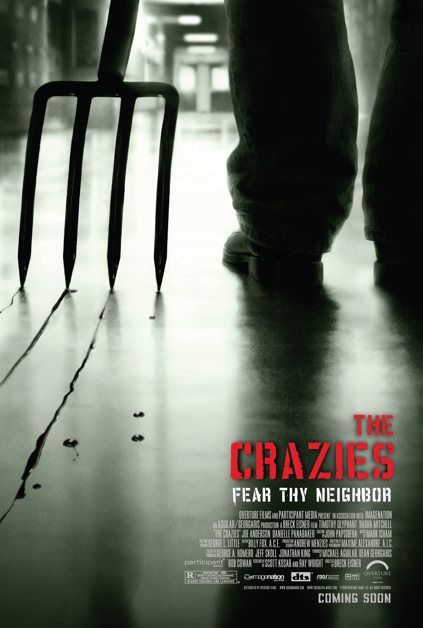 The Crazies 2010 Review