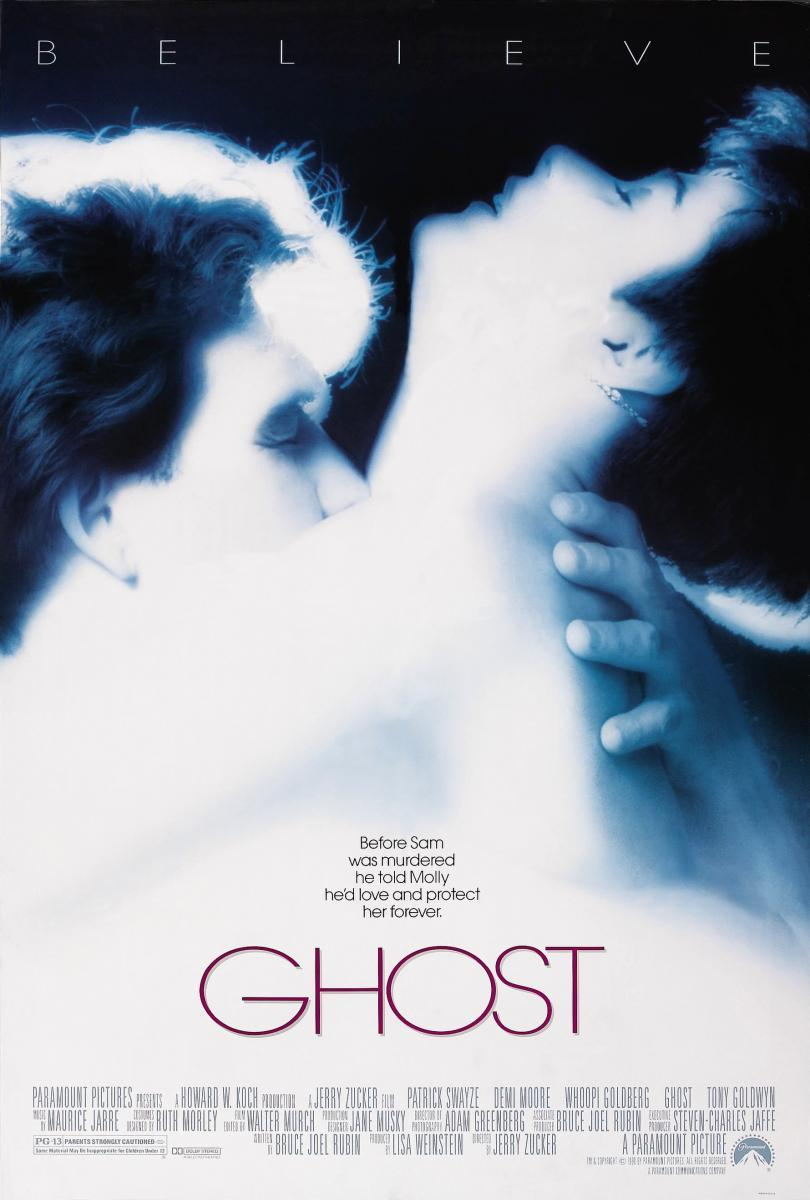 Ghost 1990 Review