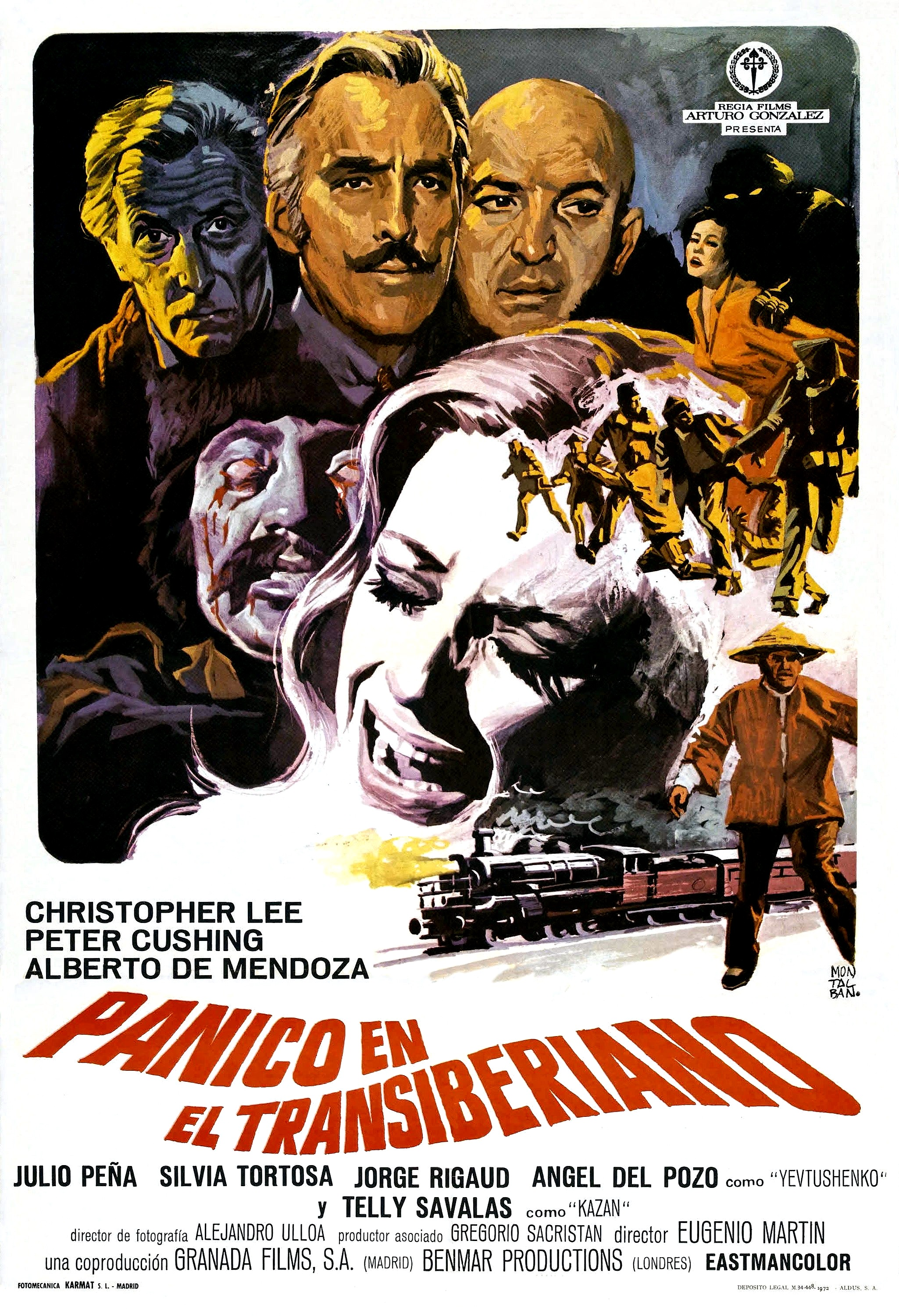 Horror Express 1972 Review