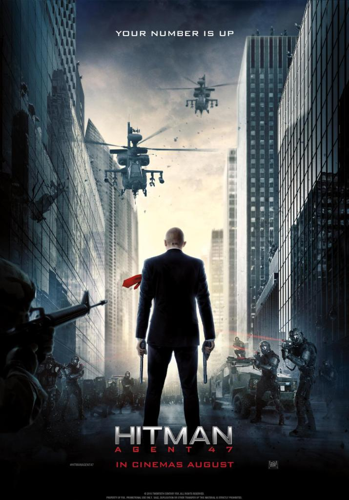 hitmanagent47poster