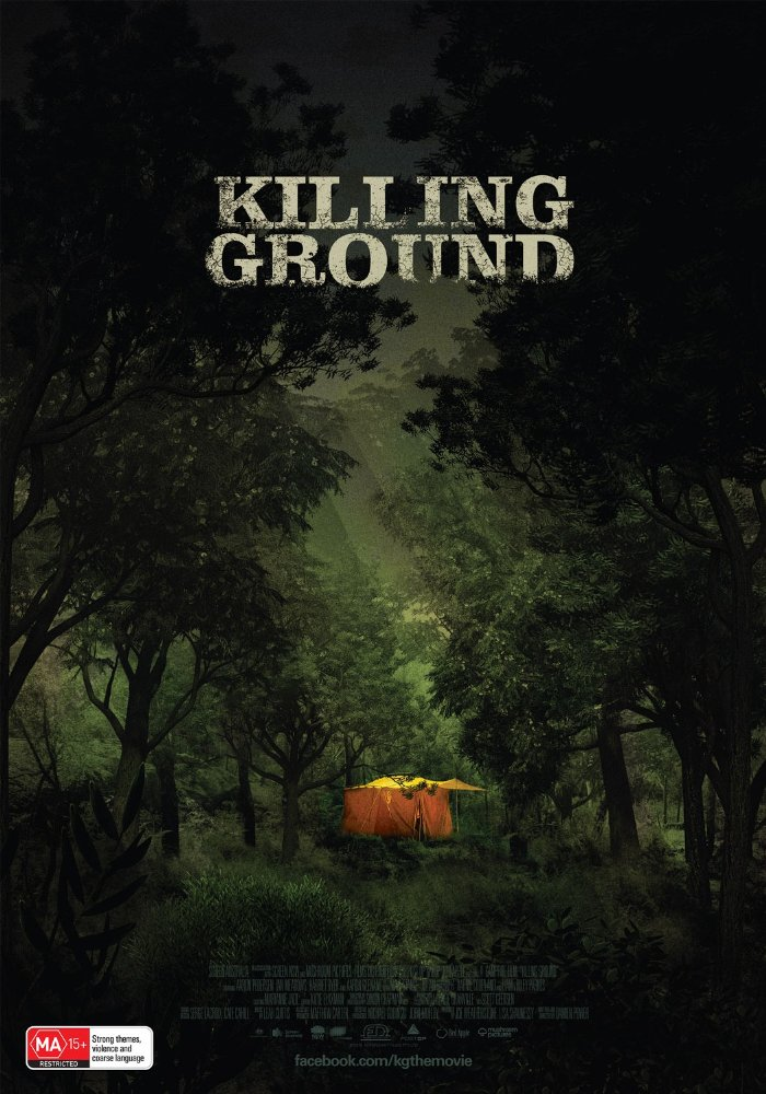 KillingGroundPoster