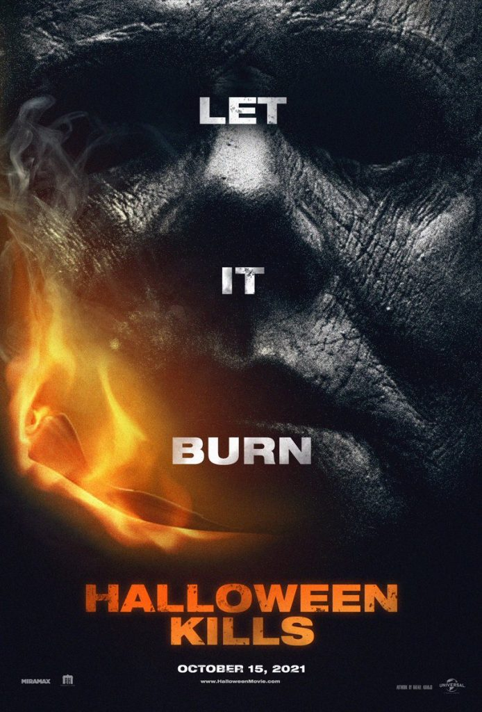 Halloween is a super thrilling night of the year and will be upon us before you know it. Michael Myers Returns in New HALLOWEEN KILLS Trailer - Trailers • Movies.ie - Irish Cinema Site