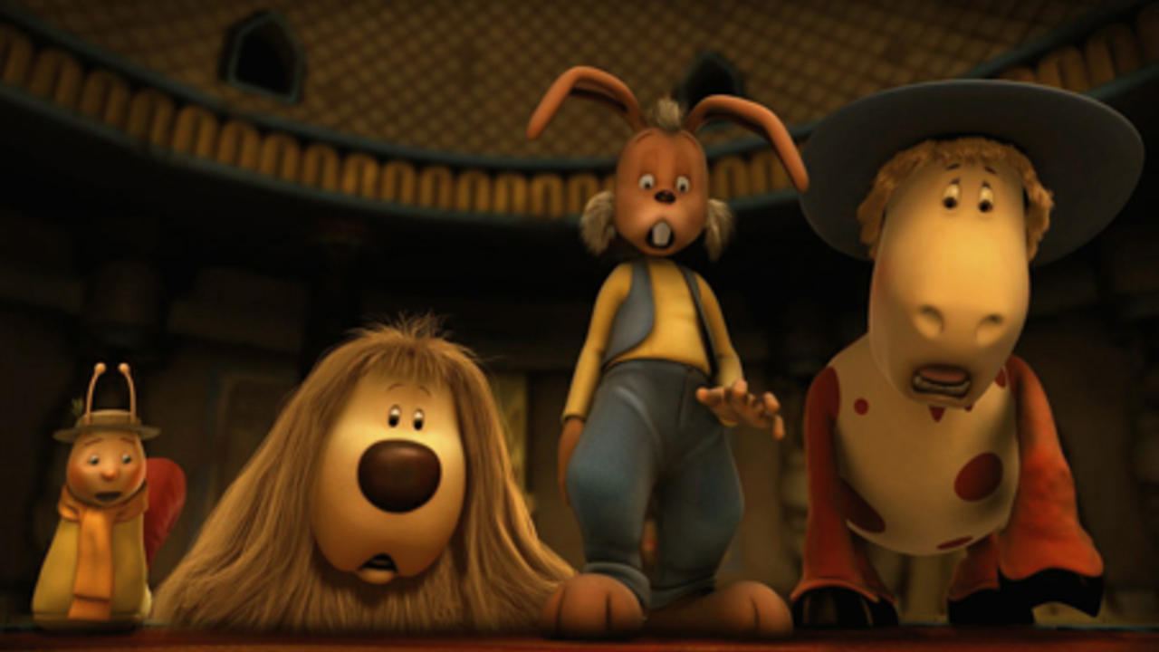 The Magic Roundabout Review Movies4kids