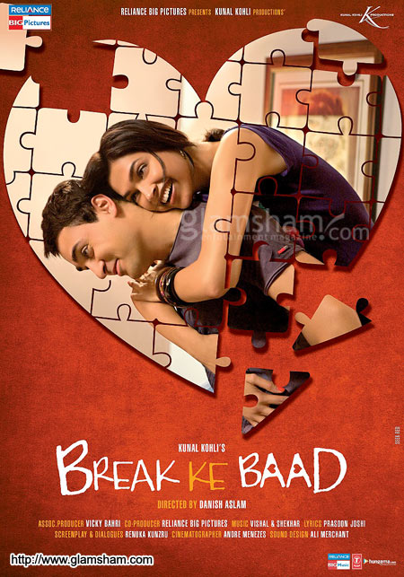 Break Ke Baad Movie Poster And Trailer 2010