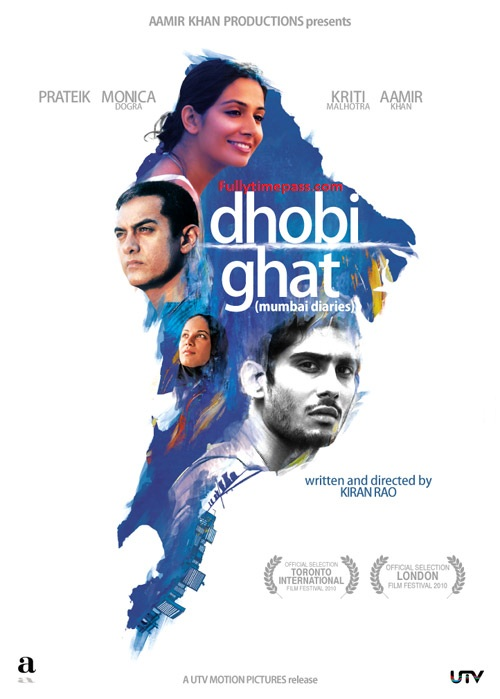 Dhobi Ghat Movie Poster And Trailer 2011