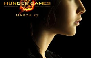 The Hunger Games Movie Poster And Trailer 2012