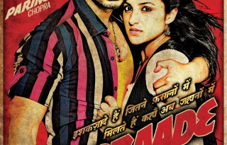 ISHAQZAADE Movie Poster And Trailer 2012