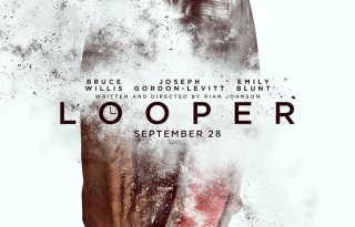 Looper Movie Poster And Trailer 2012