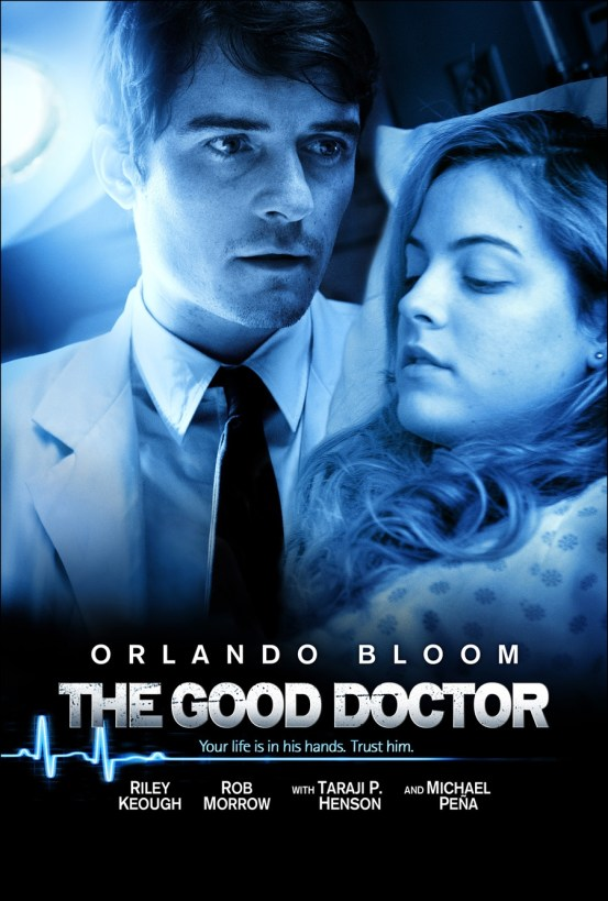 The Good Doctor Movie Poster And Trailer 2012