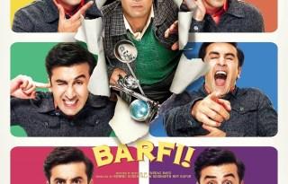 Barfee Movie Poster 2012