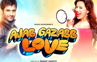 Ajab Gazabb Love Movie Poster 2012