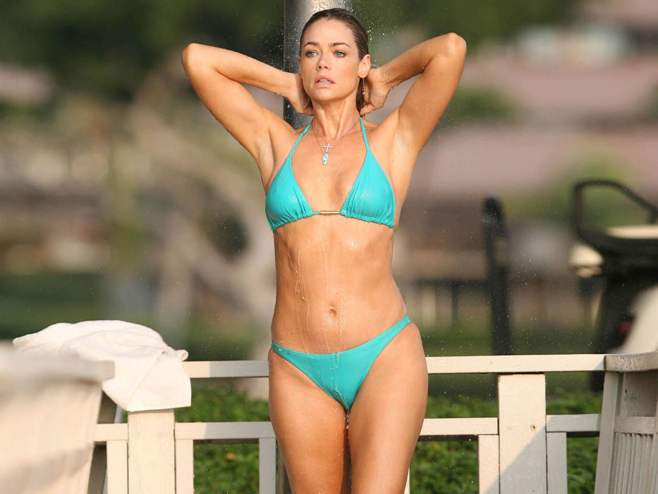 Denise richards the world is not enough 4