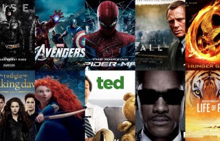 10 Best Hollywood Movie of 2012