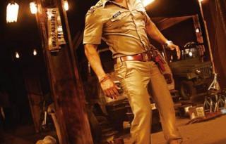 Salman Khan as Chulbul Pandey in Dabangg 2 Movie Review
