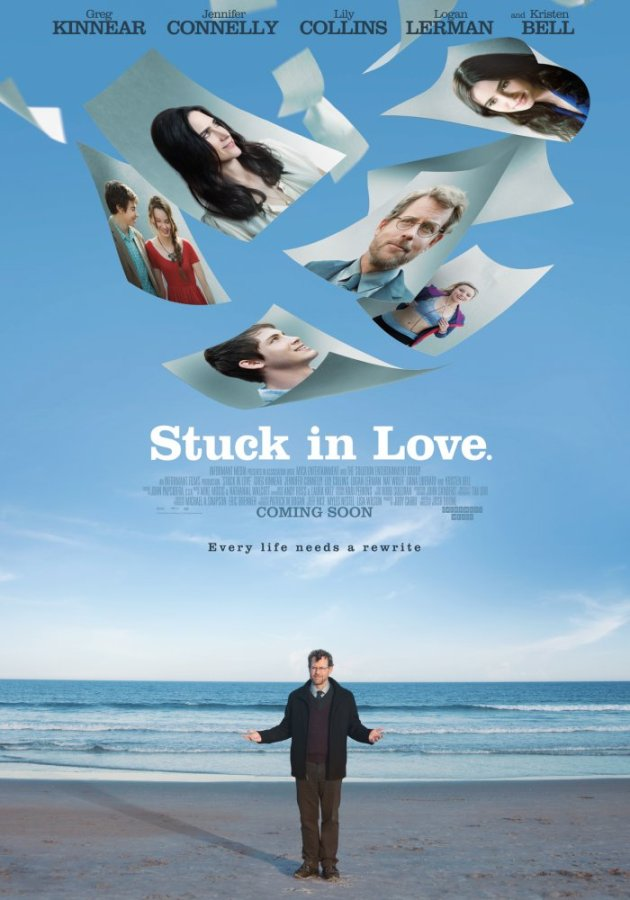 Stuck in Love Movie Poster 2013