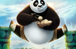 Kung Fu Panda 3 Poster - India Release