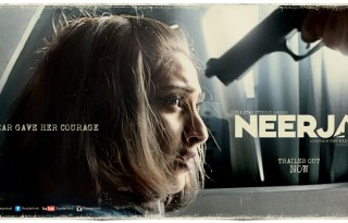 Neerja Movie Poster - India Release