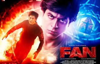 Fan Movie Poster 1- India Release
