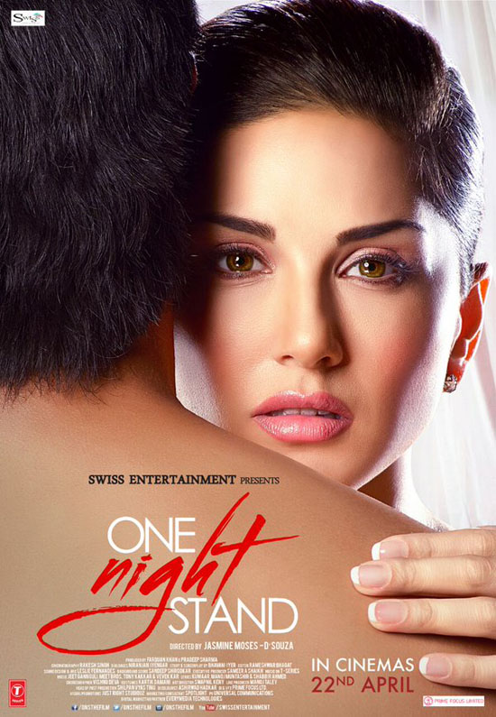 One Night Stand (2016) Movie Trailer, Cast and India
