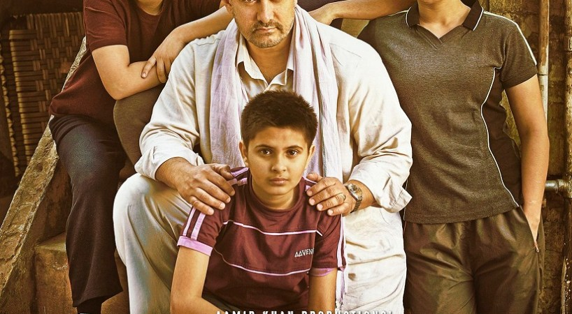 Dangal Poster 1- India Release