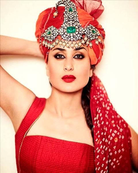 Kareena Kapoor Royal Photoshoot 2016 Pictures