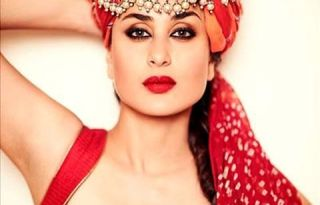 Kareena Kapoor Royal Photoshoot 2016 Pictures Image 9