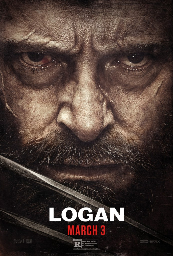Logan Movie Poster 5 - India Release 2017