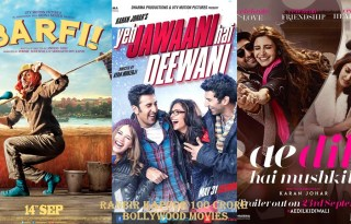 Ranbir Kapoor 100 Crore Movies List