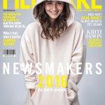 Alia Bhatt Cover Of Filmfare Magazine December 2016 Issue