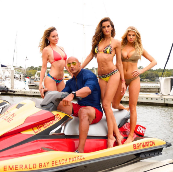Baywatch Image 2- India Release 2017