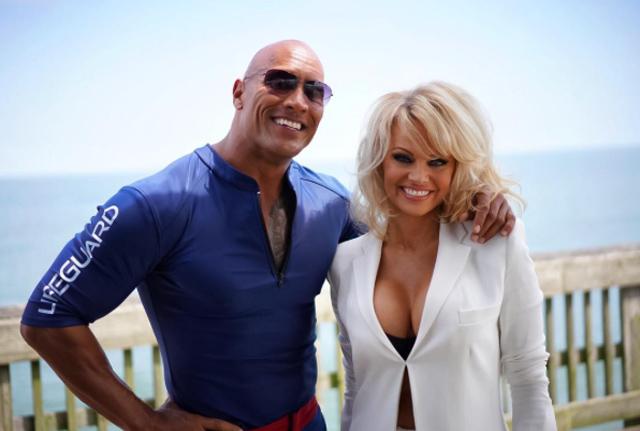 Baywatch - Pamela Anderson Image 6- India Release 2017