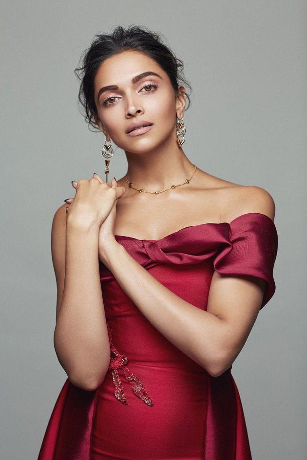 Deepika Padukone Photoshoot for Elle India magazine ...