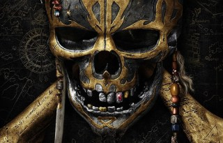 Pirates of the Caribbean 5 - Dead Men Tell No Tales Poster 2- India Release 2017