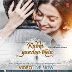Kabhi Yaadon Mein Video Song - Divya Khosla Kumar, Arijit Singh, Palak Muchhal