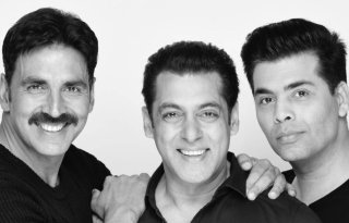 Karan Johar coproduce a film with Salman Khan starring Akshay Kumar