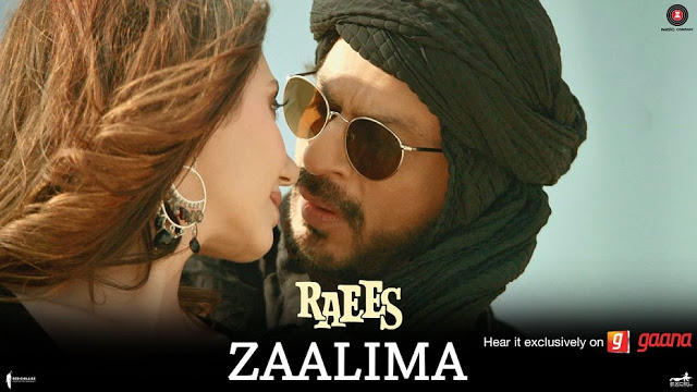 O Zaalima Video Song From Raees