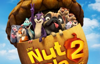 The Nut Job 2 Nutty by Nature Poster 2- India Release 2017